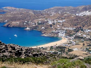 Beautiful Beaches - Ios, Greek Islands, Greece