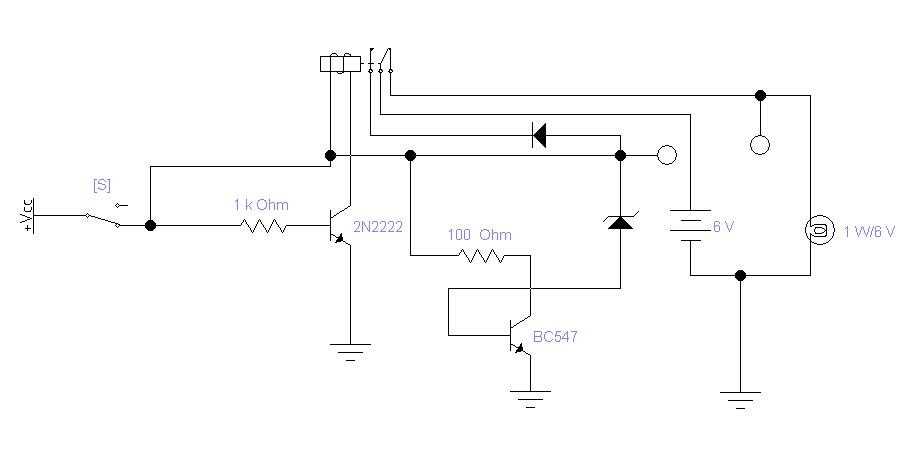 automatic room light controller wiring diagram