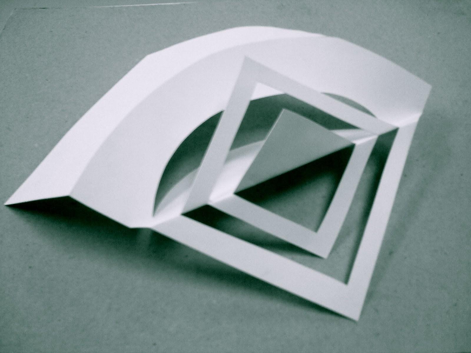 Grace Mayer: Richard Sweeney - Paper Sculpture