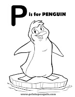 PrintaPenguin Alphabet Animals