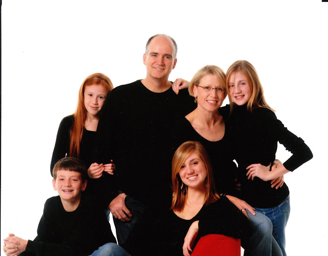 Rogers Family Dec 08