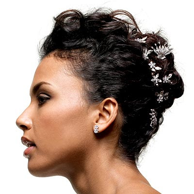 wedding day hairstyle. hairstyles to choose from,