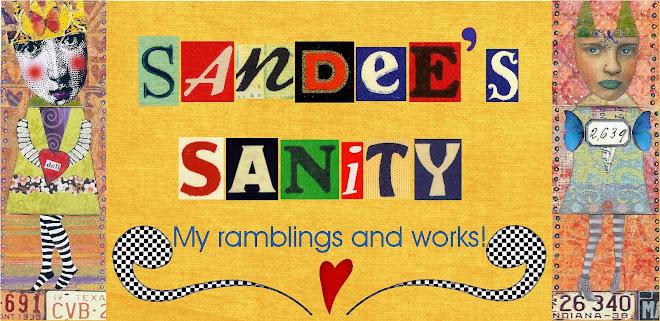 Sandee's Sanity