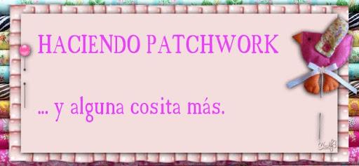 Haciendo Patchwork