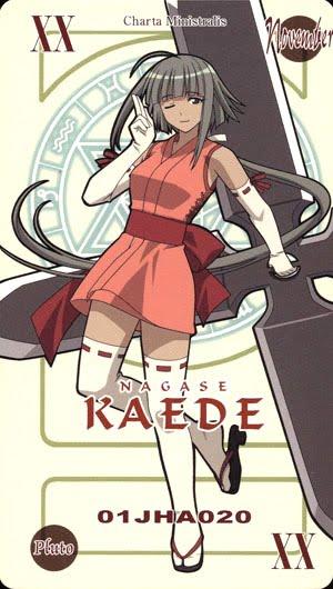 ¿Qué cosplay has llevado? Nagase_Kaede