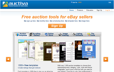 7 Great Sites to Get Beautiful Free eBay Auction Templates | Web ...