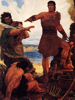 Nephi:  Weekend Poll