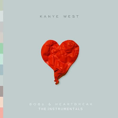 Cover Kanye West   808s & Heartbreak (The Instrumentals) [Best Version 2009]