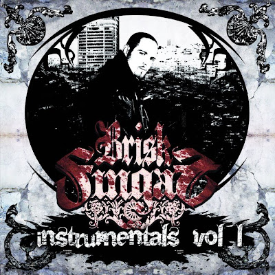 cover Brisk Fingaz   Instrumentals Vol. 1