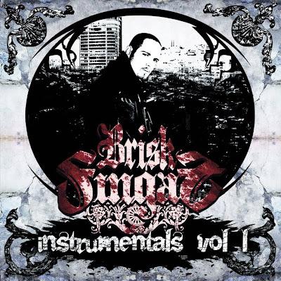 cover Brisk Fingaz   Instrumentals Vol. 1