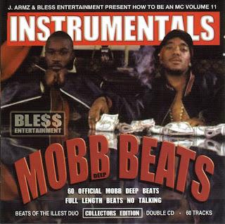 shook ones instrumental