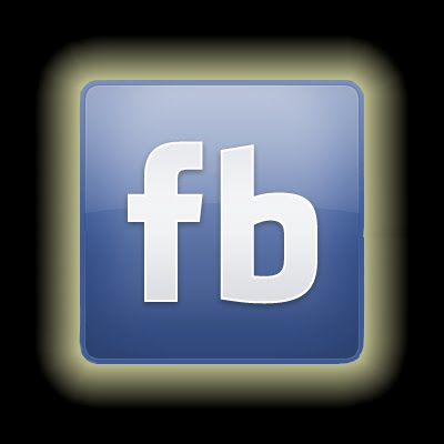 logo facebook black. logo facebook black.