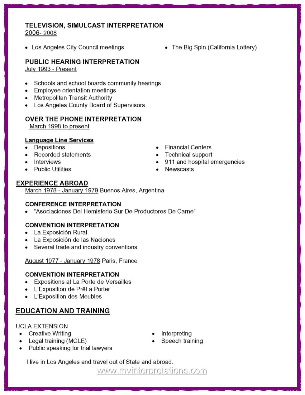 resume definition spanish tk translator resume template resume definition spanish 22 04 2017