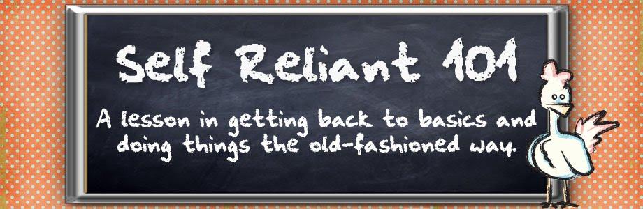 Self Reliant 101