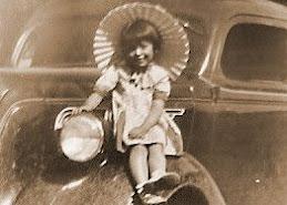 Mom, Age 4