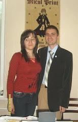 Dan şi Alina deja în 2009