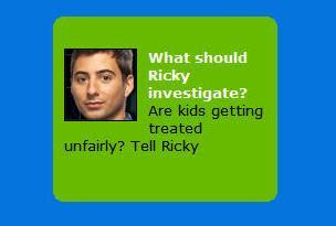Newsround - Ricky Investigates