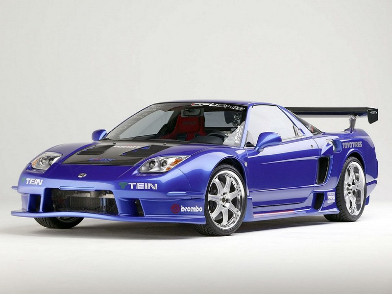 LUXURY SPORT CAR. Honda NSX