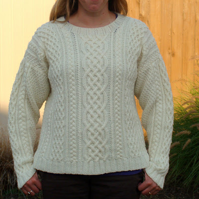aran knitting pattern - ShopWiki