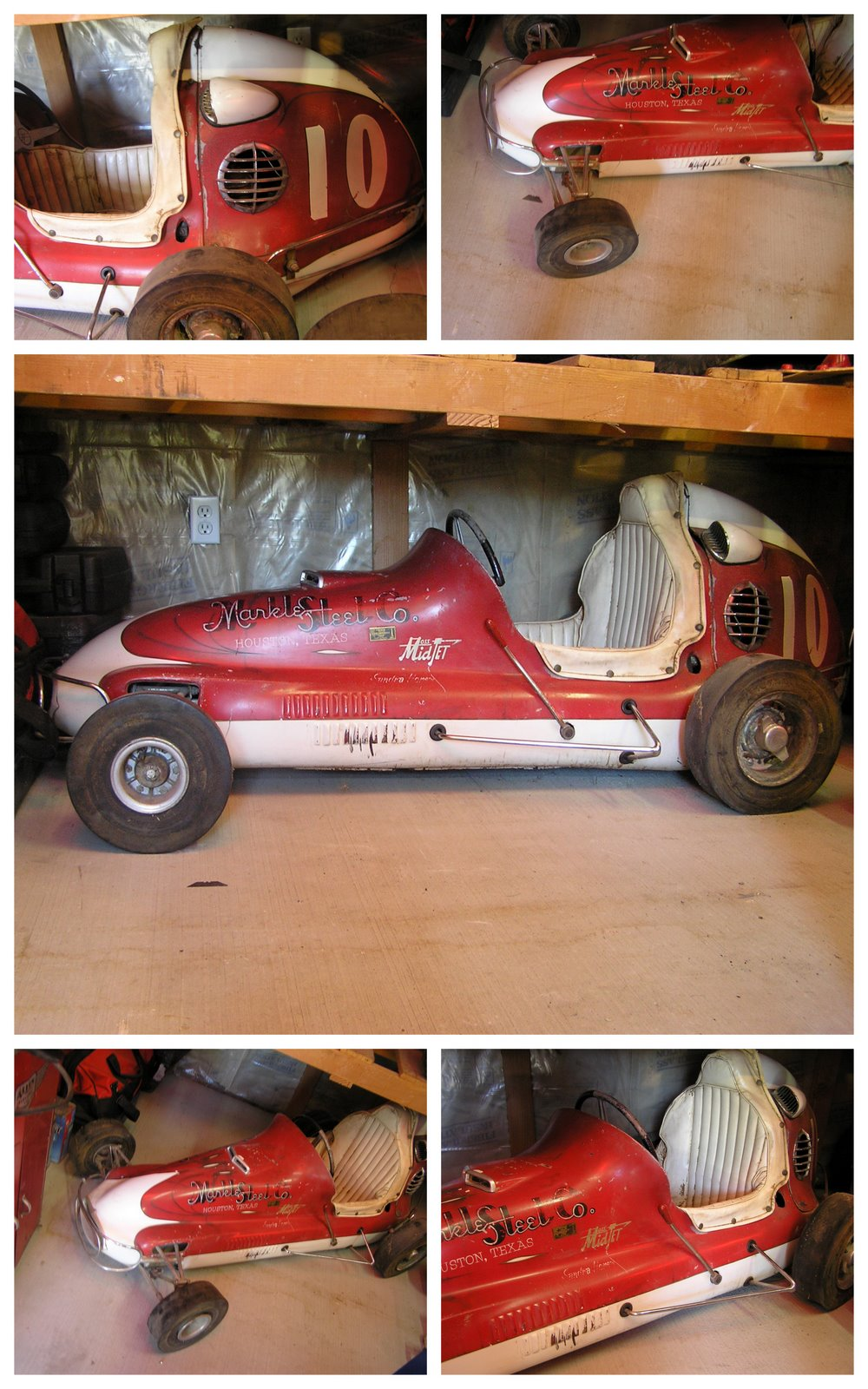 Oval track midget for sale