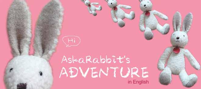 Aska Rabbit's Adventure!