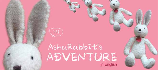 Aska Rabbit's Adventure!