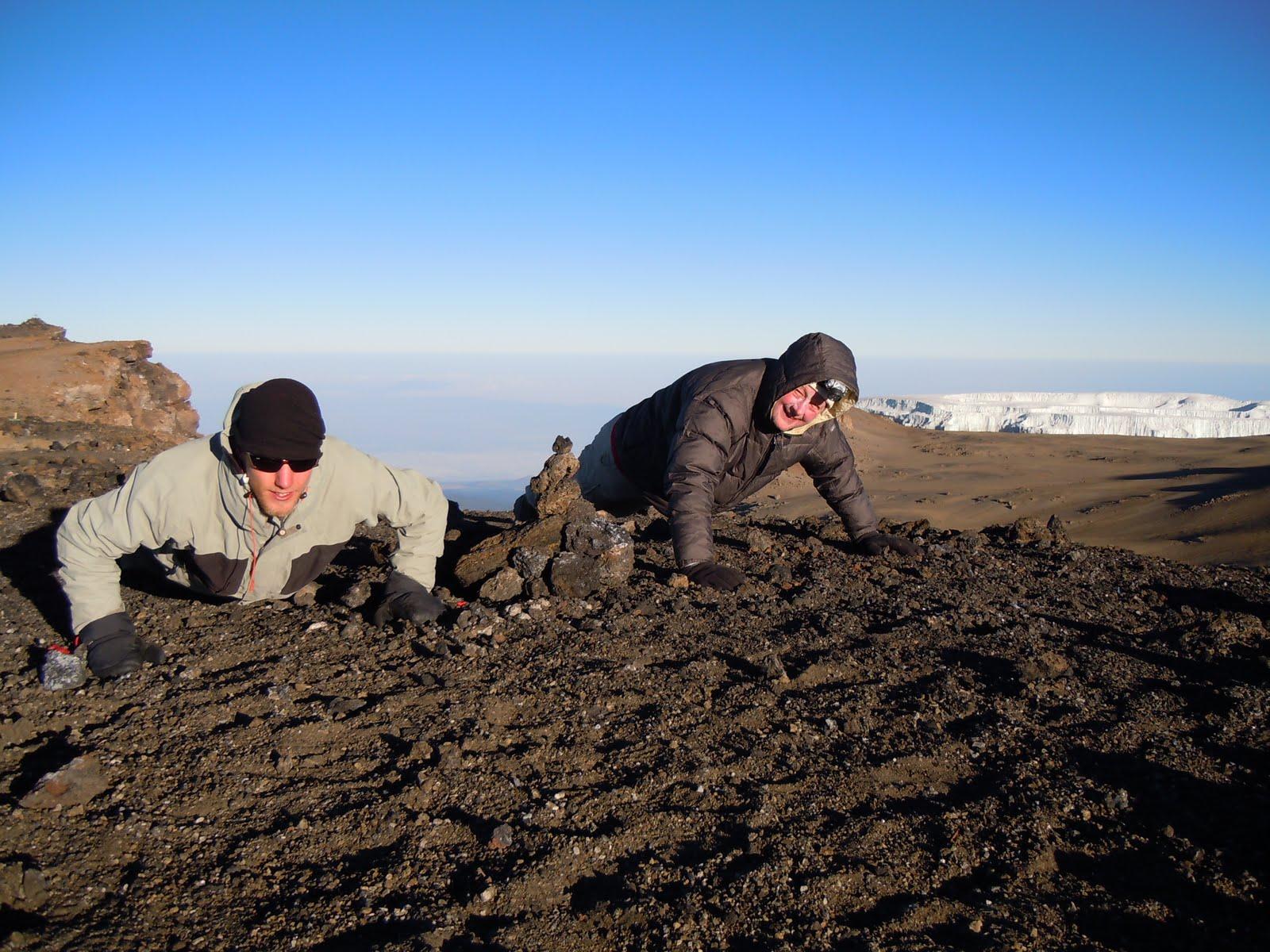 killa mig på kilimanjaro