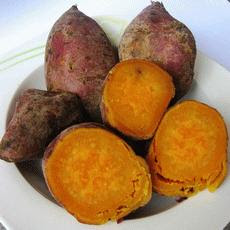 Indonesia bagian timur,ubi jalar merupakan bahan makanan pokok/utama