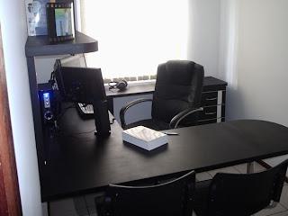 Gambar Ruang Kerja Minimalis Sederhana