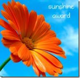 Sunshine Award Nominee