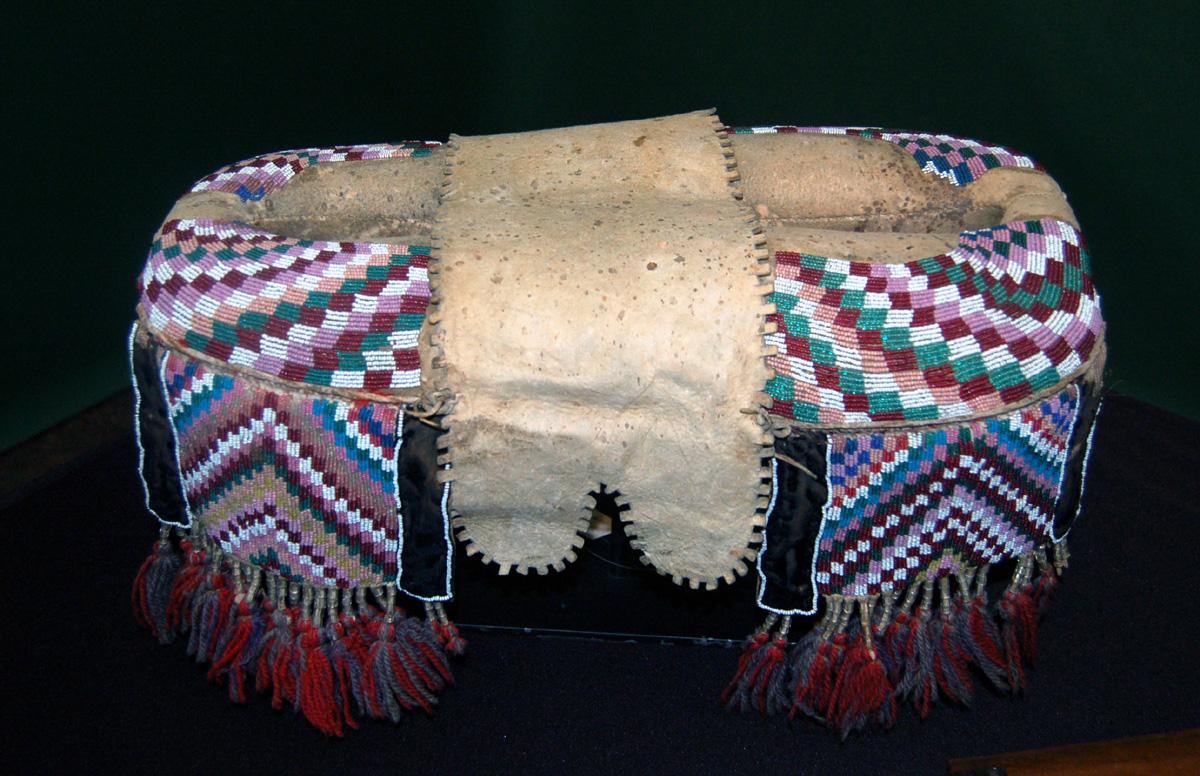Braymere Custom Saddlery Native American Tack