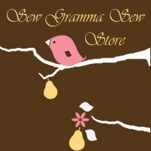 Sew Gramma Sew Store