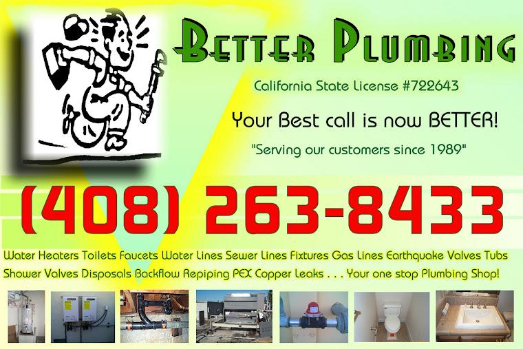 Better Plumbing