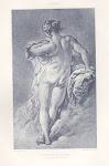 Académie de femme par Boucher