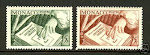 Timbre de Monaco 1953