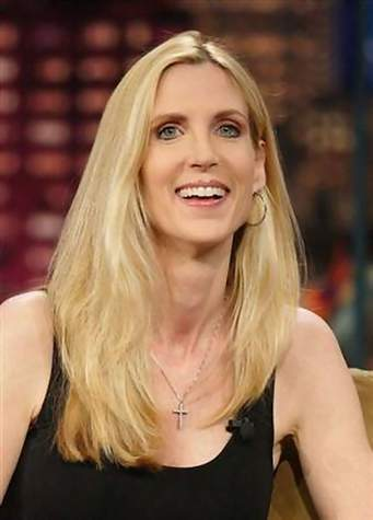 A real gem from La Coulter this week: