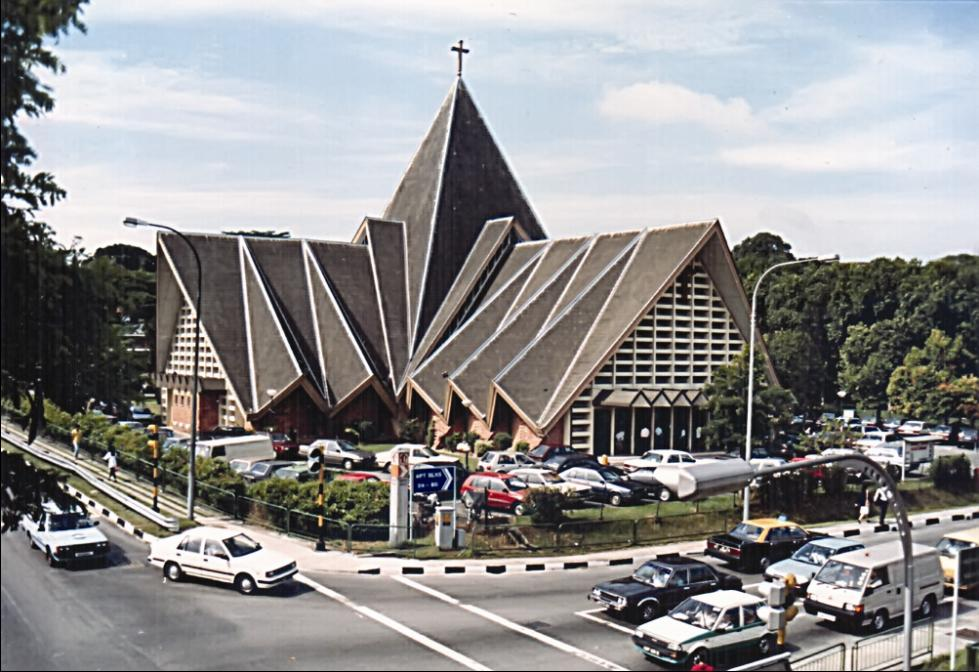 BLESSED SACRAMENT CHURCH|My Queenstown