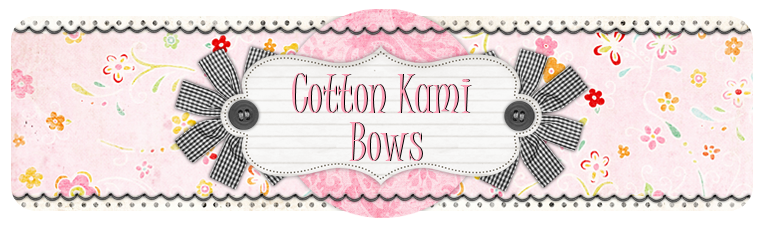 Cotton Kami Bows