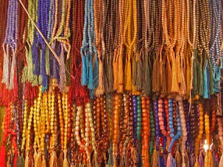 tasbi (prayer beads)