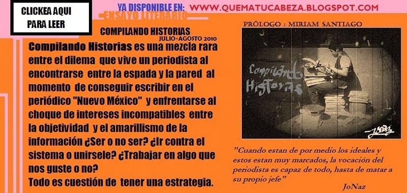 COMPILANDO HISTORIAS