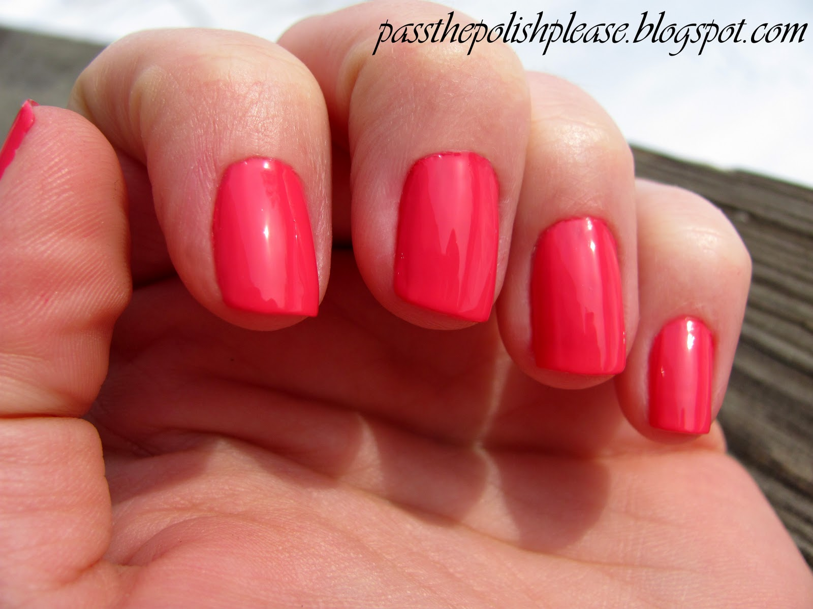 pass the polish please!: Baby Shower Manicure
