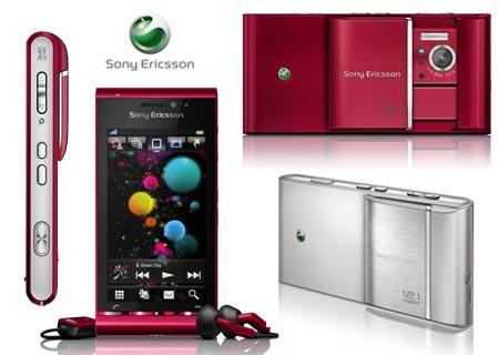 Cara merawat handphone Sony Ericsson Satio U1i