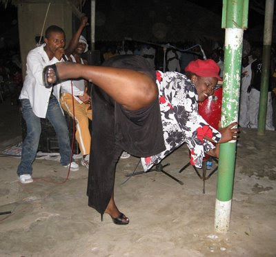 kikuyu lady naked