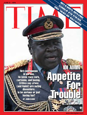Idi Amin Ugandan Dictator