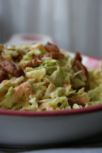 New Orleans Coleslaw - przepis