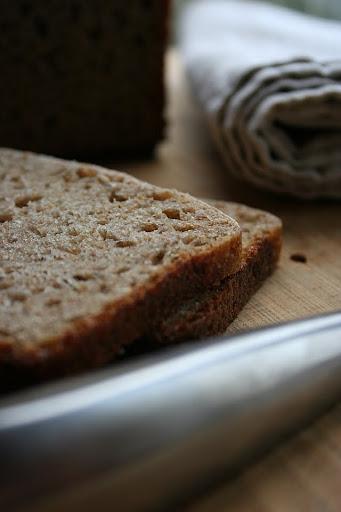 Tatterowiec - chleb żytni na zakwasie