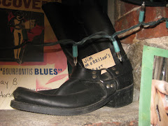 Jim Morrison's Boot