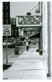 The Calvin Theatre circa 1981