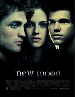Twilight New Moon Movie Poster