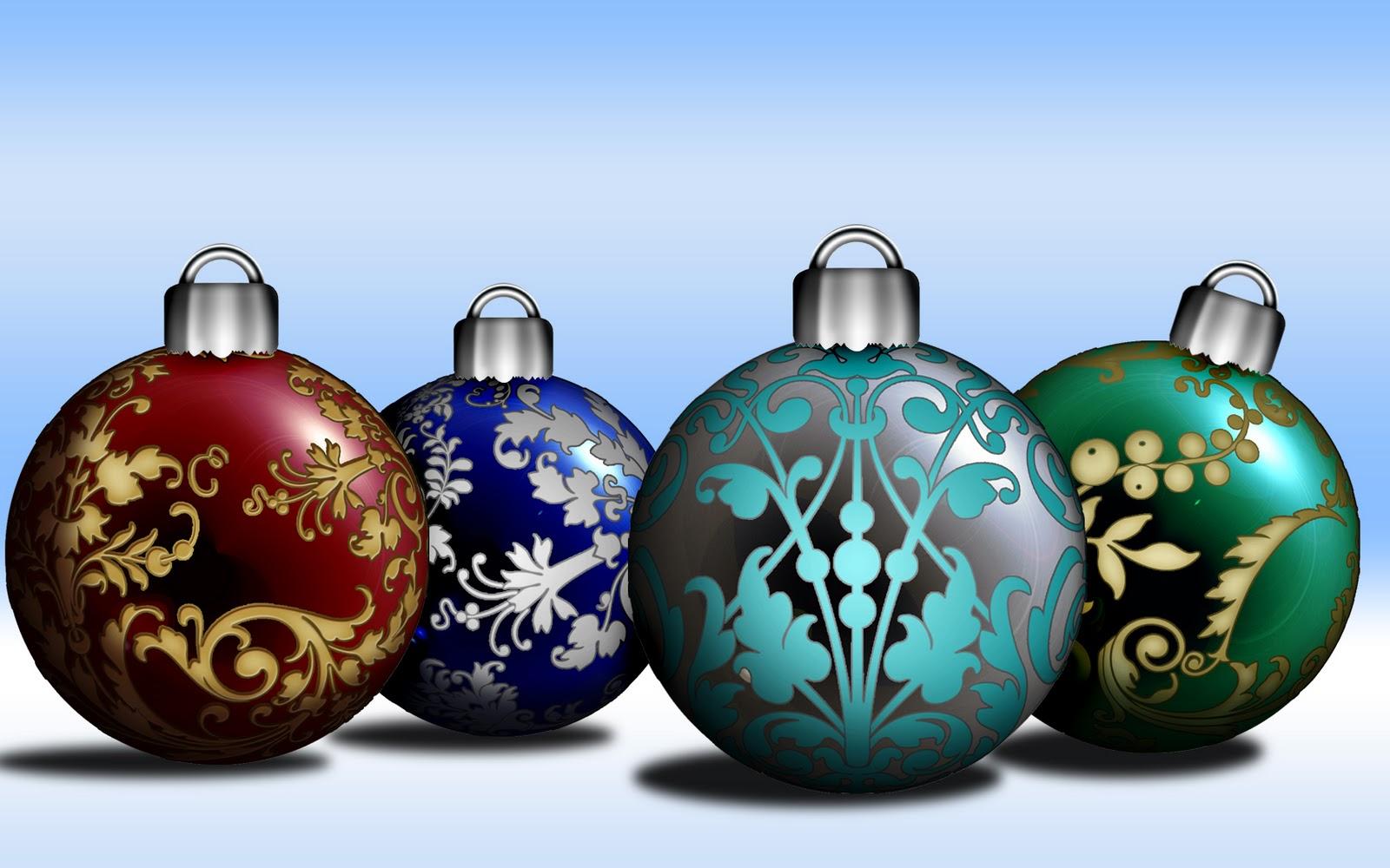 Christmas Ball Wallpaper By Balsavor